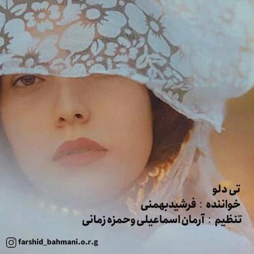 دانلود آهنگ تی دلو از فرشید بهمنی